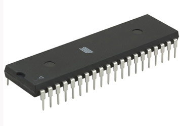 MCU 8BIT 8KB FLASH DIP-40