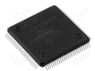 ARM7 MCU FLASH 128K LQFP-100