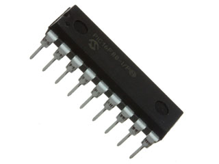 MCU 8BIT 768B FLASH DIP-18