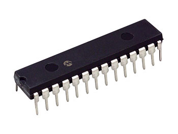 MCU 8BIT 32KB FLASH DIP-28