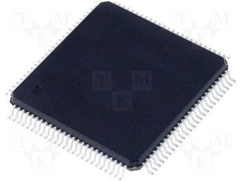 MCU 8BIT 128KB FLASH TQFP-100