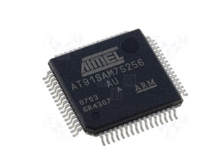 MCU ARM7 256KB FLASH LQFP-64
